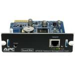 Восстановление пароля сетевых карт APC ap9630, ap9631