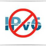 Отключить ipv6 для FreeBSD