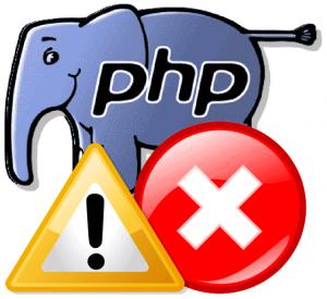 Как включить логи php