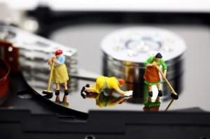 Свободное место на диске рейд-массива большего объёма