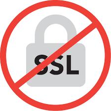 Отключить SSL на стороне сервера и клиента