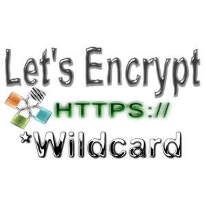 Автоматическое обновление letsencrypt wildcard сертификата